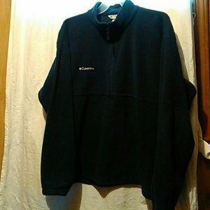 Columbia soft fleece pullover